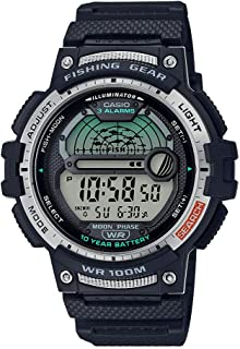 Casio Men's Pro Trek Quartz Sport Watch with Resin Strap