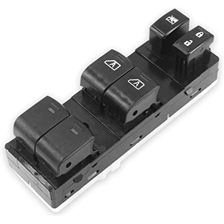 Amazon Com Eccpp Power Window Switch On Front Left Driver Side For 2007 2011 Nissan Altima Automotive