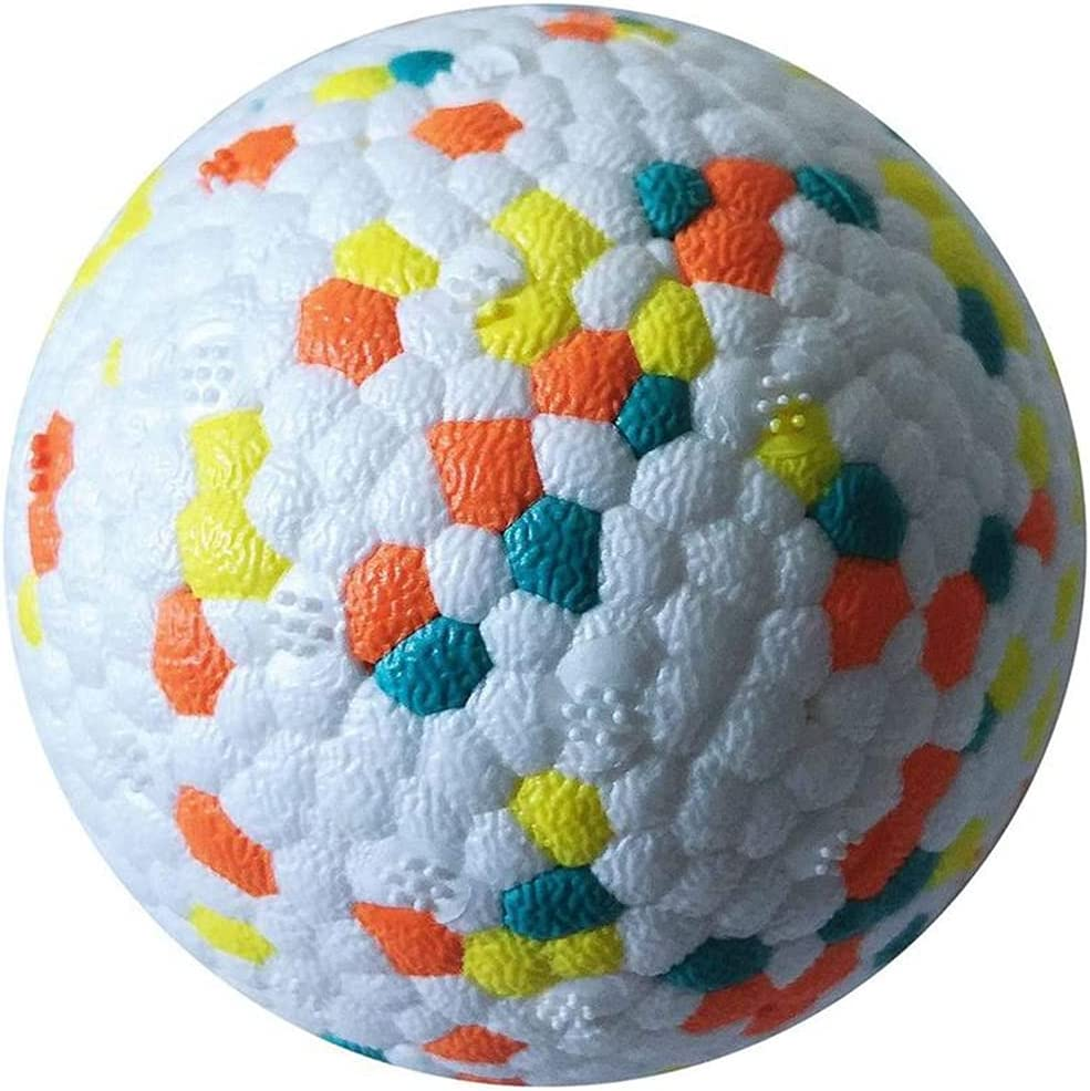 Dog Toy Ball High low-pricing Elasticity Chew Interactive Soldering