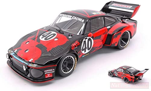 Norev NV187433 Porsche 935 N.40 3rd LM 1977 P.Gregg-C.Ballot Lena 1 18 Die CAST Compatible avec