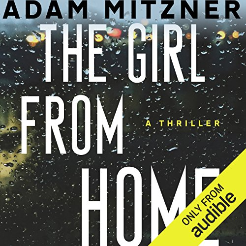 The Girl from Home audiobook cover art