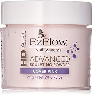 EzFlow Capa superior de esmalte de uñas (Rosa Opaco) - 21 gr.