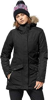 Jack Wolfskin Women's Coastal Range Parka Waterproof Insulated Jacket