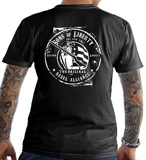 Sons Of Liberty - Original Rebel Alliance Gildan T-Shirt