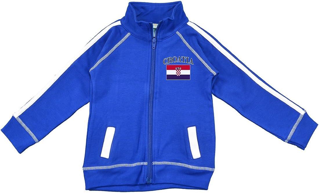 PAM GM 2021new shipping free Little Boys Soccer SALENEW very popular! Jacket Track Croatia