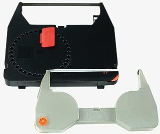 GRC Compatible IBM Wheelwriter Typewriter (1) Black Correctable Ribbons and (1) Correction tapes