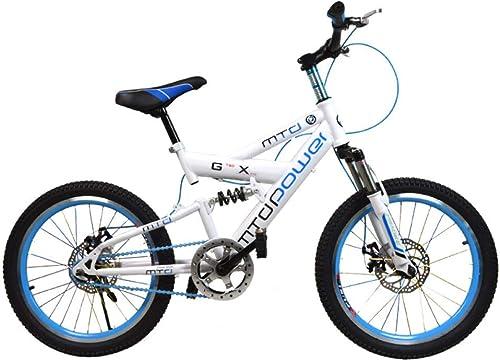precios razonables Defect Bicicletas Infantiles Bicicleta de Montaña Pulgadas K K K Tipo Niño Amortiguador Bicicleta Doble Freno de Disco de los Niños  tienda de ventas outlet