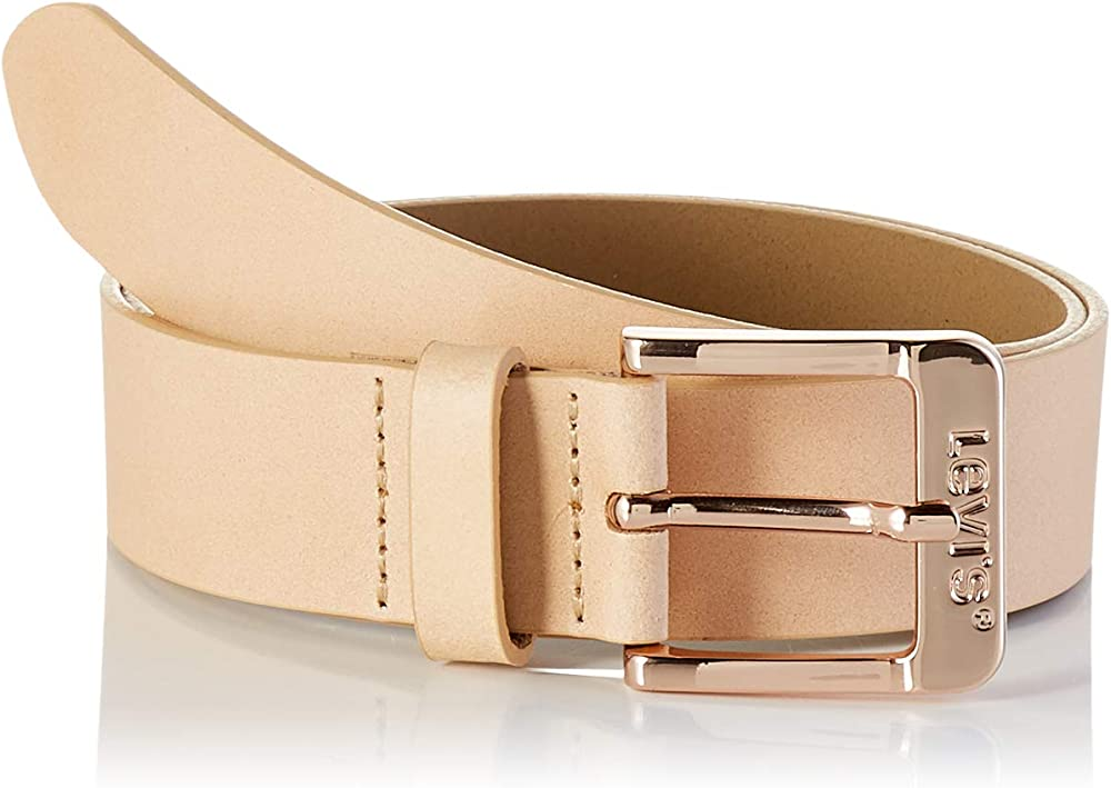 Levi`s free belt ,cintura per donna,100% pelle bovina 231717-3