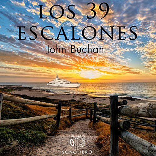 Los 39 escalones [The 39 Steps] cover art