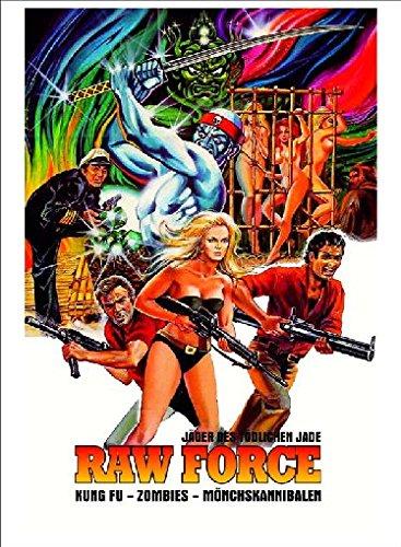 Raw Force - Jäger des tödlichen Jade - Mediabook - Limitiert auf 265 Stück (+ DVD) [Blu-ray]