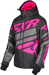 FXR Boost X Women's Jacket - Fuchsia/Charcoal/Black - LRG (12)