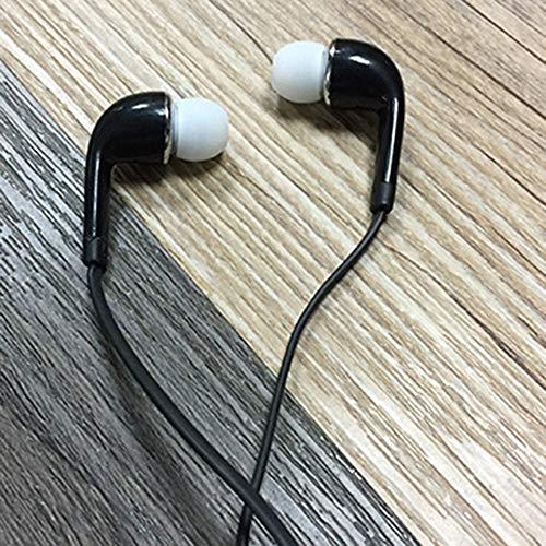 Emilyisky S4Wired Earphone Stereo Music Headset Auriculares