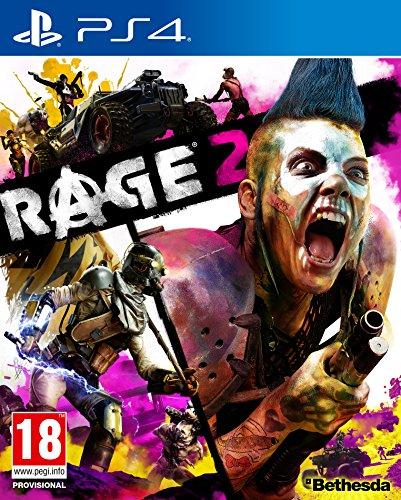 Bethesda Rage 2 Game para PS4
