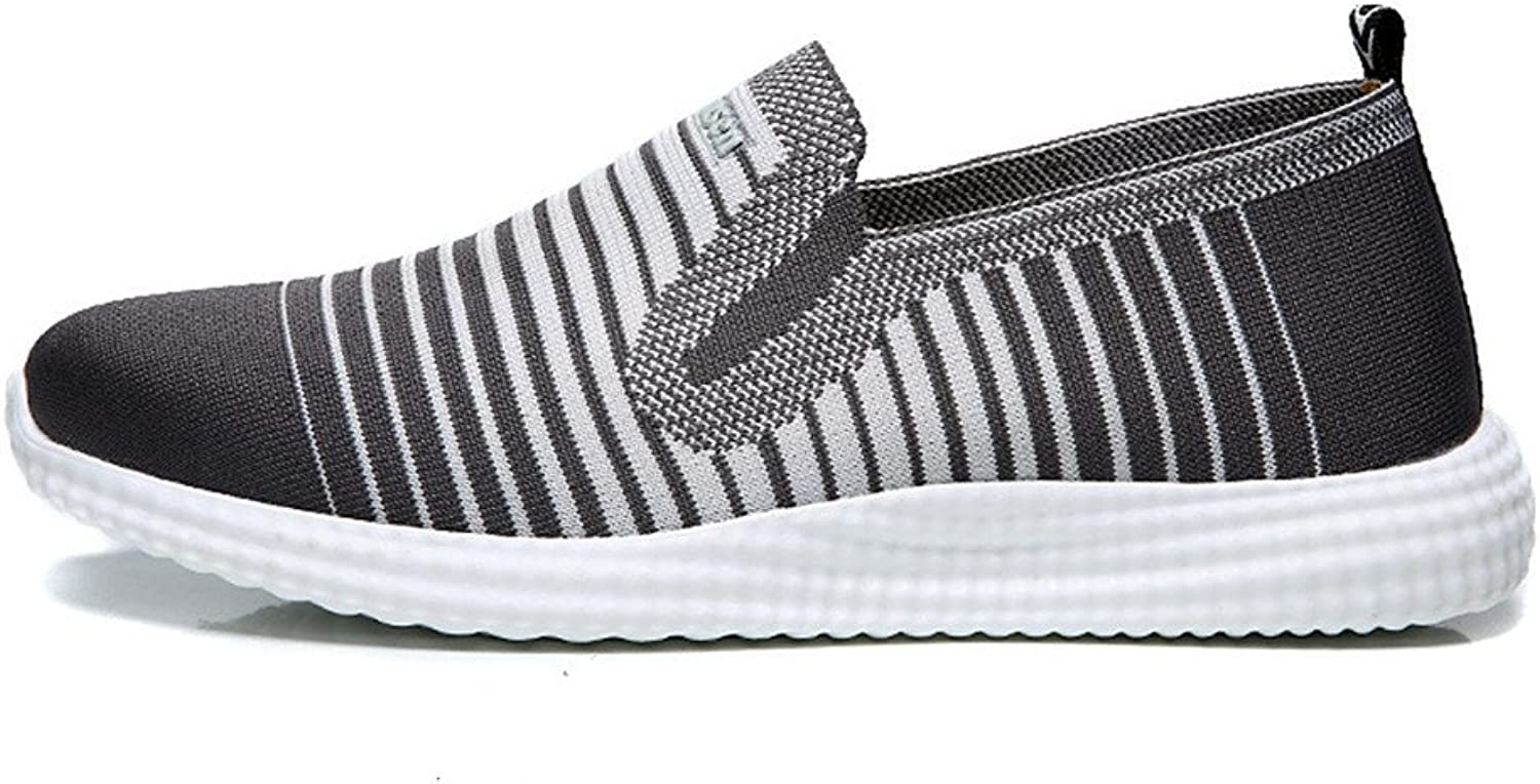 MULINSEN Men's Outdoor Leisure shoes Slippery Wear-Resisting Lightweight Breathable Casual shoes