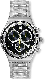 سواتش ساعة رسمية للرجال انالوج بعقارب ستانلس ستيل - YVS411G