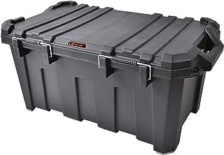 Tactix 85 Liter Heavy Duty Storage Box - Black