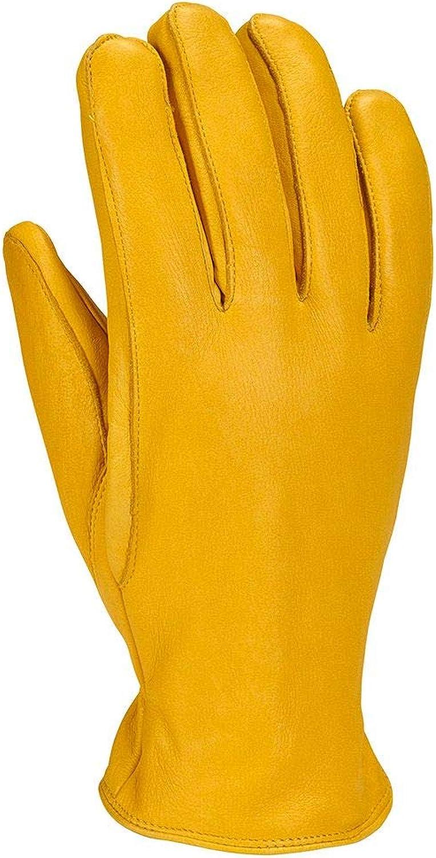 Gordini womens Deerskin Lavawool Glove