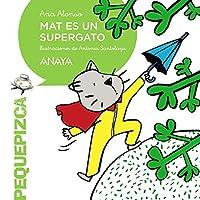Mat es un supergato 8467871261 Book Cover