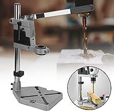 Soporte de prensa para taladro, soporte de taladro de alimentación montable, herramienta de trabajo, pilar, abrazadera de pedestal
