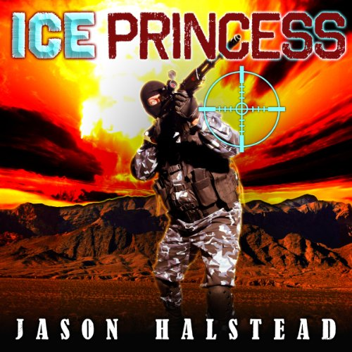 Ice Princess audiobook cover art