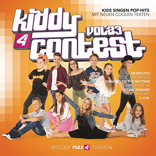 Kiddy Contest, Vol. 23