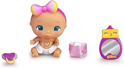 The Bellies - Kuki Cute, Muñeco para Niños y Niñas a Partir de 3 Años, Multicolor, (Famosa 700015143)