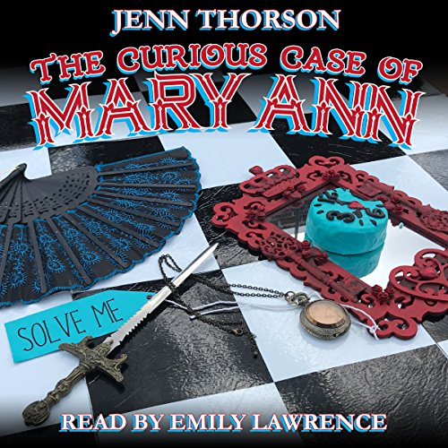 The Curious Case of Mary Ann audiobook cover art
