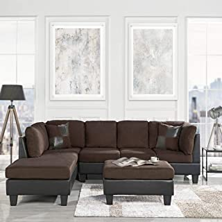 Best russ sectional with ottoman Reviews