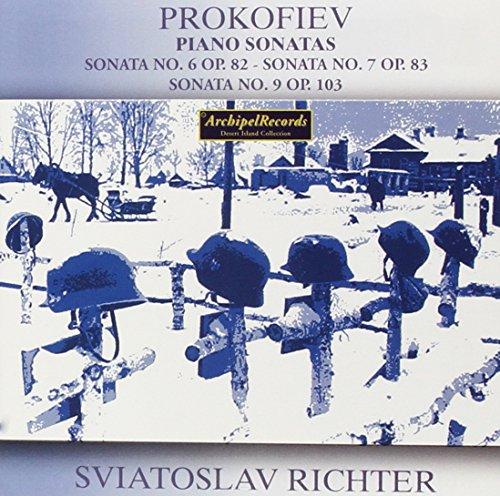 Klaviersonaten 6,7 & 9 S Richter Kl R