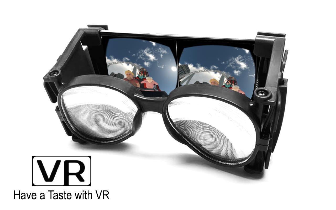 Roller Coaster VR 2016