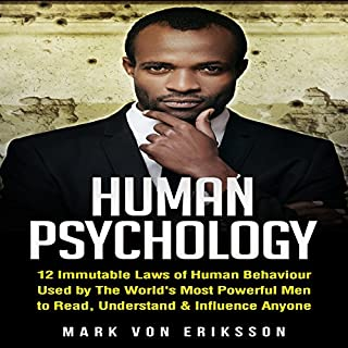Human Psychology cover art