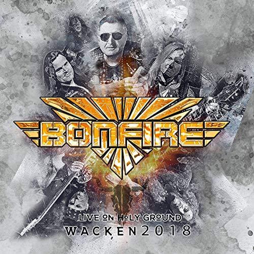 Live on Holy Ground-Wacken 2018