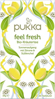 Pukka Feel Fresh, Bio-Kräutertee 20 Teebeutel, 34 g