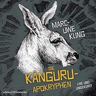 Die Känguru-Apokryphen audiobook cover art