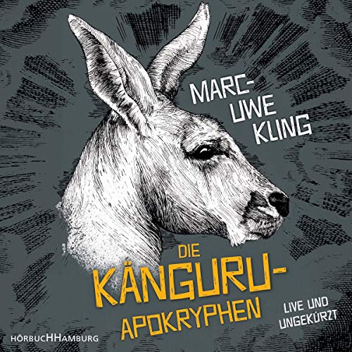 Die Känguru-Apokryphen     Live und ungekürzt              By:                                                                                                                                 Marc-Uwe Kling                               Narrated by:                                                                                                                                 Marc-Uwe Kling                      Length: 4 hrs and 21 mins     54 ratings     Overall 4.8