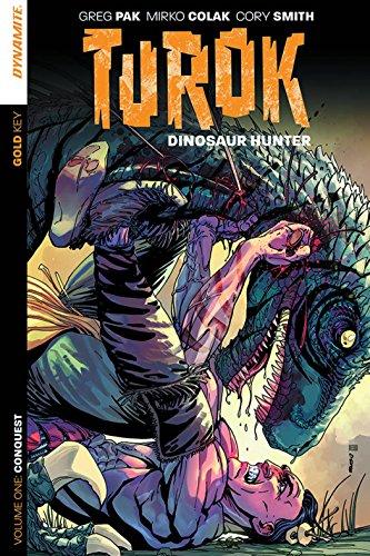 Turok: Dinosaur Hunter Volume 1: Conquest
