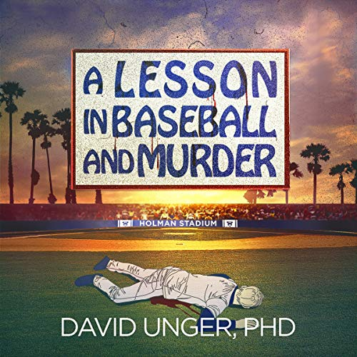 A Lesson in Baseball and Murder cover art