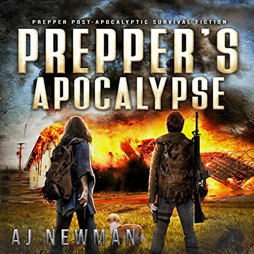 Prepper's Apocalypse cover art