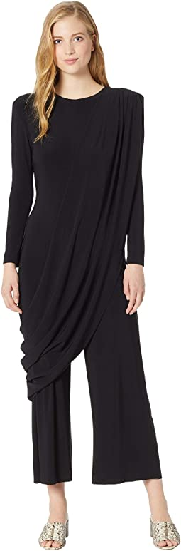 9aeafb0fbd7f Kamalikulture by norma kamali four sleeve all in one dress