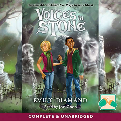 Voices in Stone audiobook cover art