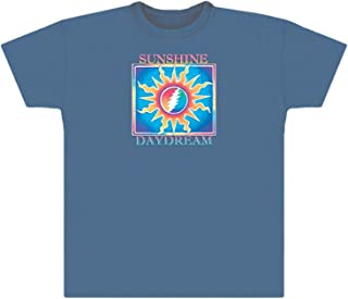 Grateful Dead - Sunshine Daydream T Shirt (XX-Large) Navy