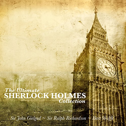 The Ultimate Sherlock Holmes Collection cover art