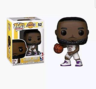 lebron james lakers funko