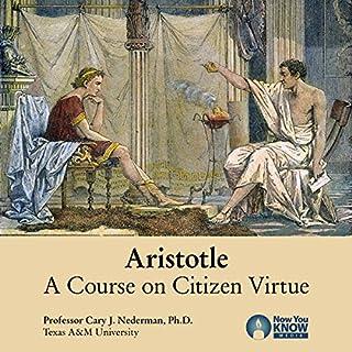 Aristotle audiobook cover art