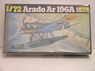 Heller Models---1/72 Scale German WW II Arado Ar 196A----Plastic Model Kit