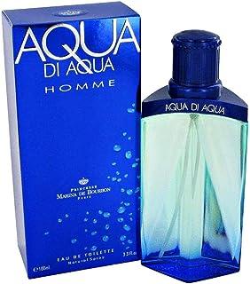 Aqua Di Aqua by Princesse Marina De Bourbon for Men - Eau de Toilette, 100ml