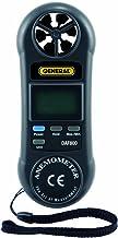 General Tools DAF800 Mini Digital Airflow Meter