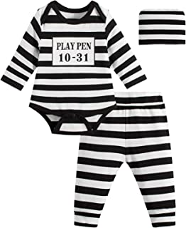 newborn prisoner costume