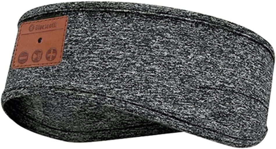 Sleeping Headphone Sports New product Max 65% OFF type Headphones Headband Bluetooth Good fo