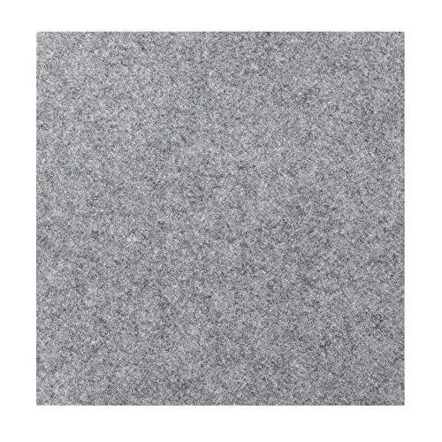 Artemio FE3917 Set de 10 Feuilles Epaisse, Felt, Gris, 30,5 x 0,2 x 30,5 cm